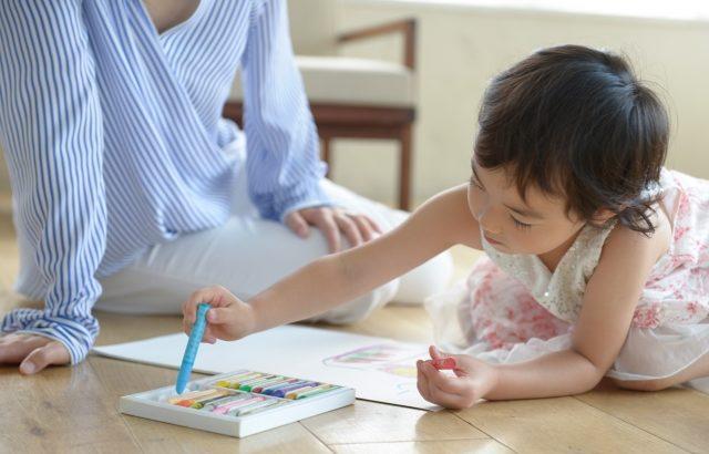 お絵かきは楽しいプラス子どもの様々な力を育てる