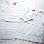 親子で息抜きに着て遊んでほしい書ける描けるTシャツ
